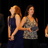 Will Gungoll, Whitney Box, Catherine Gann and Ashley Olivio (from left) share a laugh after being selected as four of the 2013 Top 10 Under 40 Enid Young Professionals during the 2nd annual award banquet at Convention Hall Thursday, August 29, 2013. (Staff Photo by BONNIE VCULEK)
