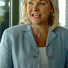 Oklahoma Gov. Mary Fallin (Staff Photo by BONNIE VCULEK)