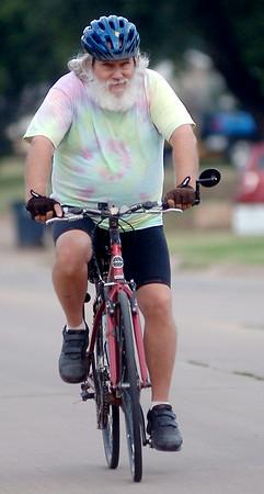 AMBUCS 9th annual Tour de Trykes Saturday, August 16, 2014. (Staff Photo by BONNIE VCULEK)