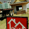 Several OG&E Positive Energy Homes are currently under construction in Chisholm Creek Village Wednesday, August 27, 2014. (Staff Photo by BONNIE VCULEK)