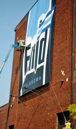 New Enid Sign