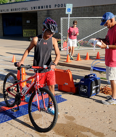 Enid Just Tri Triathlon