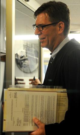 Judge Brian Lovell
