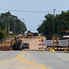 Looking east down Willow from the Oakwood intersection AUgust 31, 2017. (Billy Hefton / Enid News & Eagle)