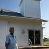 Rev. Bonell Fields, retired pastor at St. Stephen African Methodist Episcopal Church August 30, 2017.(Billy Hefton / Enid News & Eagle)