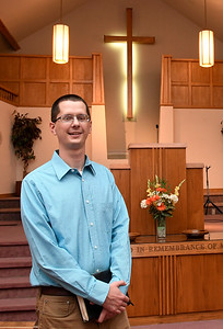 Lead Pastor Billy Benson, Garland Road Baptist Church. (Billy Hefton / Enid News & Eagle)