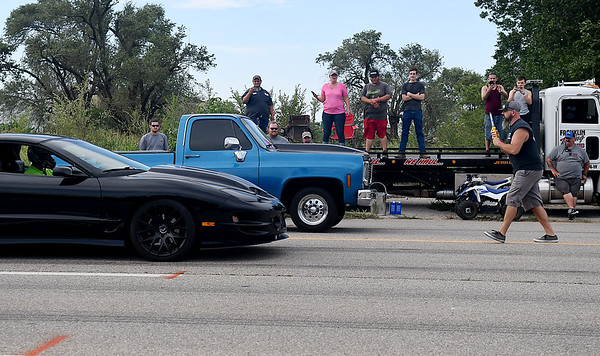 Street Legal Drag Racing