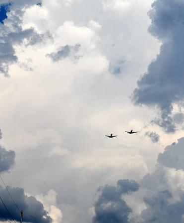 Navigating the Skies