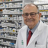 Pat Farrell, a pharmacist at Rick's Pharmacy, will be recognized Tuesday with a Governor's commendation for 60 years of service as a pharmacist. (Billy Hefton / Enid News & Eagle)