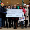 Candy Cane Cash grand prize winner, Jessica Ransom (Staff Photo by BONNIE VCULEK)