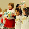 "Applewood Early Learning's 4-year-old class sings the ""Twelve Days of Christmas"" during their annual Christmas program at the YWCA Friday, Dec. 13, 2013. Barbara Fleece and her staff, moved the learning center into the YWCA in July. (Staff Photo by BONNIE VCULEK)"