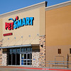 PET SMART will open in January at the old Homeland location on W. Owen K. Garriott. (Staff Photo by BONNIE VCULEK)