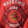The Waukomis Fire & Rescue (Staff Photo by BONNIE VCULEK)