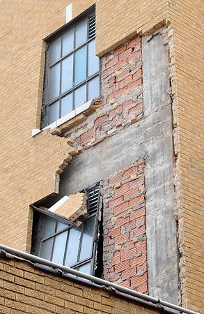 Broadway Tower Damage