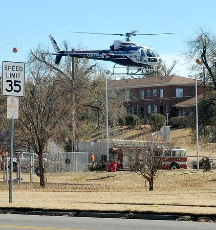Helicopter Evac