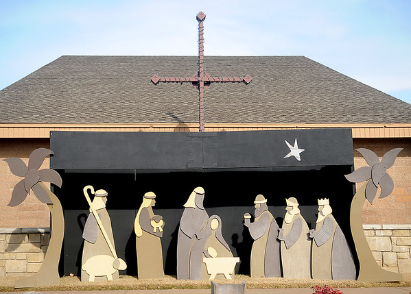 Christmas_Nativity Scene