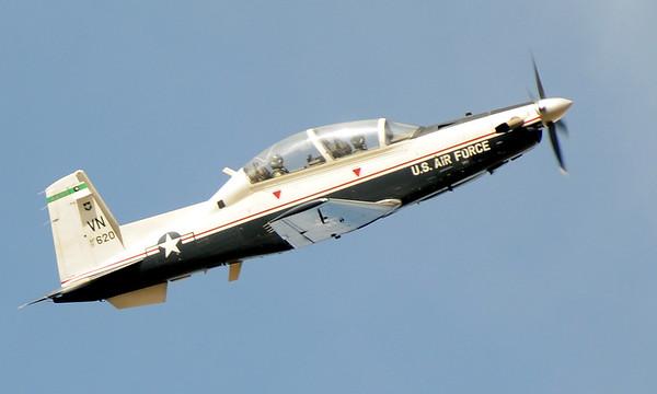 T-6 Texans II Resume Flights