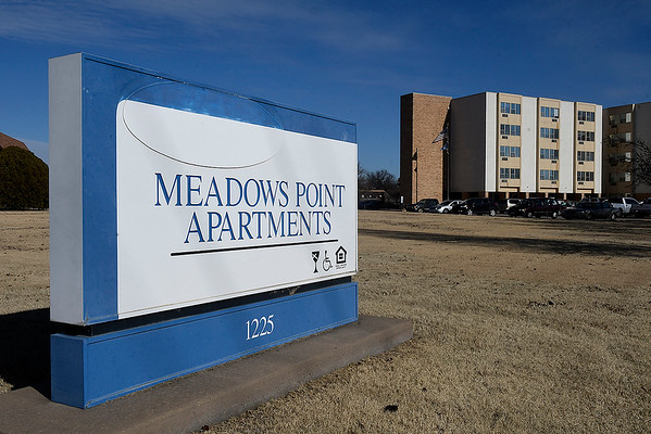 Management wants to upgrade the facility in the near future. (Billy Hefton / Enid News & Eagle)