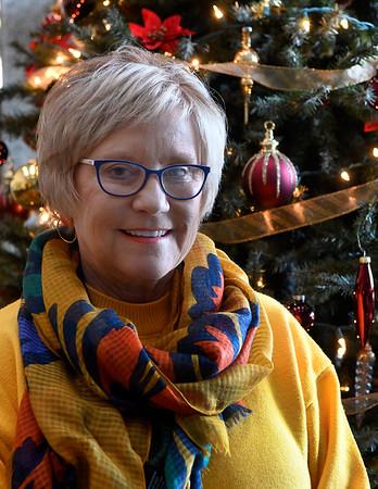 Pillar of the Plains nominee, Roxanne Pollard, Friday, December 13, 2019. (Billy Hefton / Enid News & Eagle)