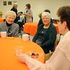 Guests enjoy the YWCA Sponsorship Tea Thursday, Feb. 28, 2013. (Staff Photo by BONNIE VCULEK)