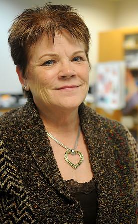 Cheryl Kent from Northwestern Oklahoma State University Nursing (Staff Photo by BONNIE VCULEK)