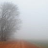 Heavy fog causes visibility problems for drivers Wednesday, Feb. 6, 2013. (Staff Photo by BONNIE VCULEK)
