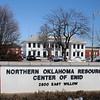 Northern Oklahoma Resource Center of Enid (Photo by BONNIE VCULEK)
