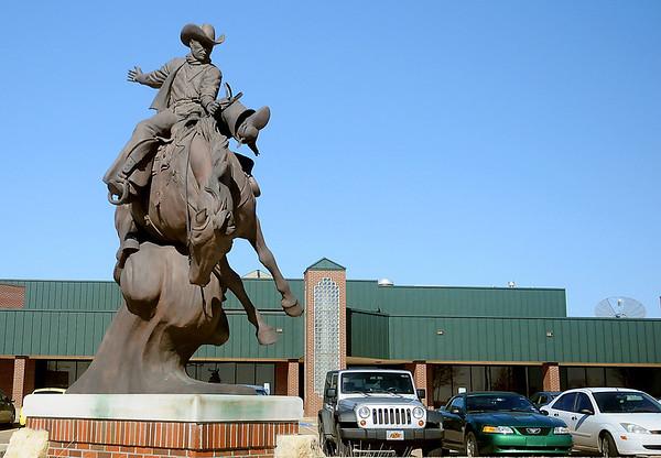 Northwestern Oklahoma State University Enid (Staf Photo by BONNIE VCULEK)