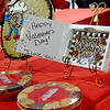 Great American Cookies displays several Valentine's Day gifts at Oakwood Mall Friday, Feb. 14, 2014. (Staff Photo by BONNIE VCULEK)