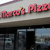 Marco's Pizza will open soon at Willow Plaza. (Staff Photo by BONNIE VCULEK)