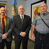 Kiwanis International 2013 Enid Police Officer of the Year (Staff Photo by BONNIE VCULEK)