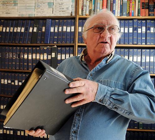 John Campbell (Staff Photo by BONNIE VCULEK)