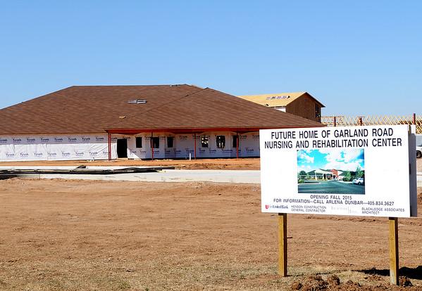 Garland Road Nursing and Rehabilitation Center (Staff Photo by BONNIE VCULEK)
