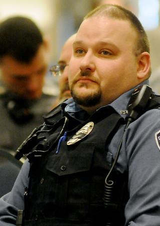 Enid Cares Law Enforcement Appreciation Day (Staff Photo by BONNIE VCULEK)