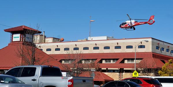 Helicopter Transport