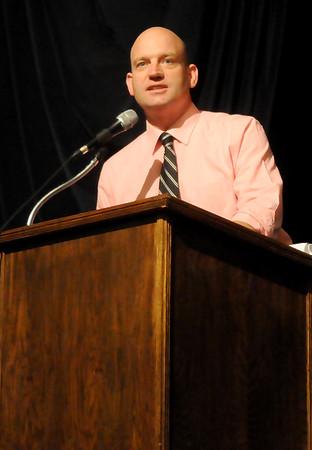 Progress EHS Principal Dudley Darrow