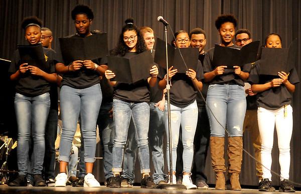 EHS Black History Assembly