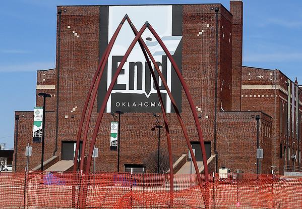 Downtown Art Installation