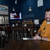 Keith Griesel, owner of Expendinture Brewery in Okarche, Wednesday February 5, 2020. The brewery is scheduled to open February 15. (Billy Hefton / Enid News & Eagle)