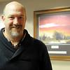 Eddie Herrman, president of Integris Bass Baptist Health Center (Staff Photo by BONNIE VCULEK)