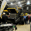 Guests view Warren CAT agricultural products during the 18th annual KNID Agrifest at the Chisholm Trail Expo Center Friday, Jan. 10, 2014. (Staff Photo by BONNIE VCULEK)