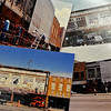 Lynn Smith photographed the work on the first Main Street Enid location in downtown Enid in 1995. (Photos Provided by Main Street Enid and Lynn Smith)