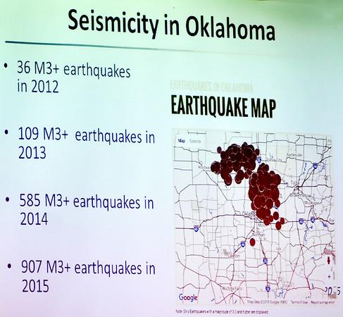 Earthquake Central
