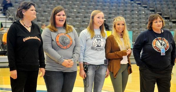 Enid High Basketball Alumni