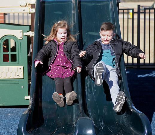 Prairie View Elementary School Playground