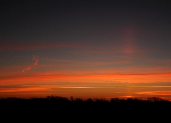 Northwest Oklahoma Sunrise