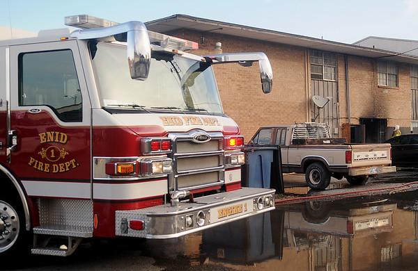 Randolph Village Fire