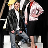 (Clockwise) Emily Faith, Dalton McAlister, Carol Jarrett and Nolan Riggin of the Gaslight Teen production of Grease. (Billy Hefton / Enid News & Eagle)