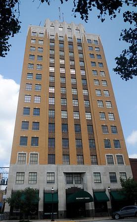 Broadway Tower (Staff Photo by BONNIE VCULEK)