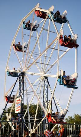 Fourth of July Ferris Wheel